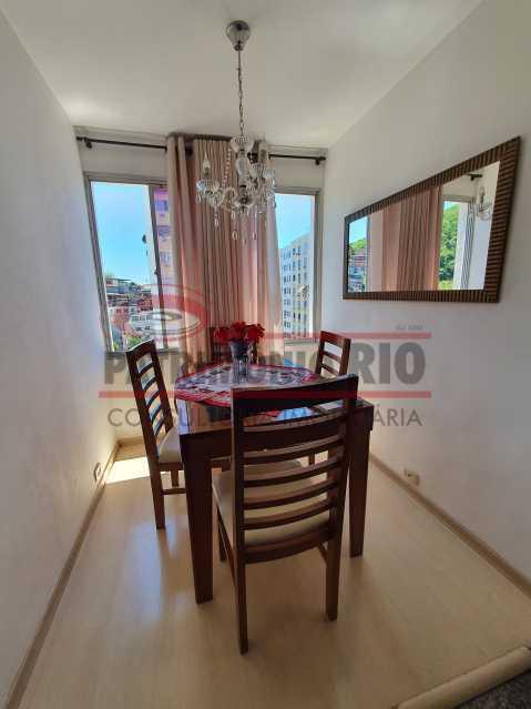3 - Apartamento 2quartos e sala de jantar - PAAP24173 - 4