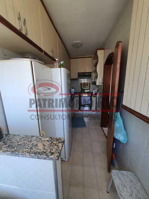 13 - Apartamento 2quartos e sala de jantar - PAAP24173 - 14