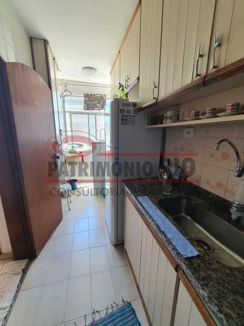 14 - Apartamento 2quartos e sala de jantar - PAAP24173 - 15