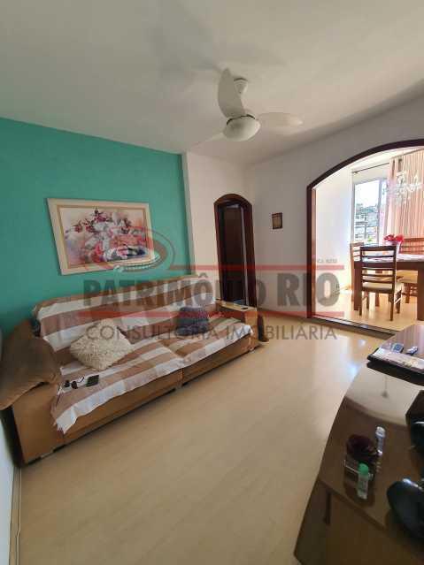 27 - Apartamento 2quartos e sala de jantar - PAAP24173 - 27