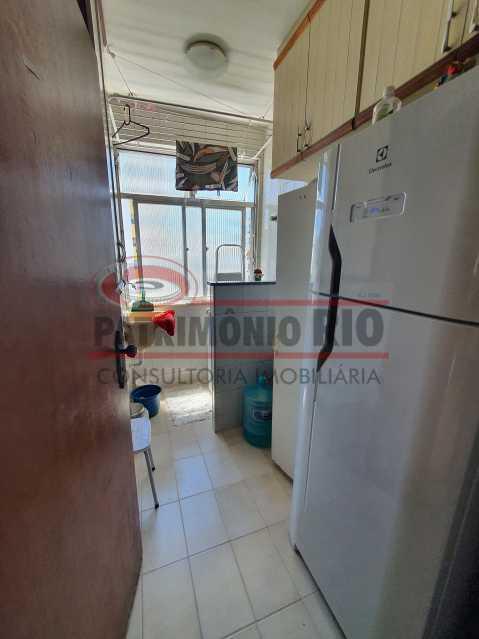 28 - Apartamento 2quartos e sala de jantar - PAAP24173 - 28