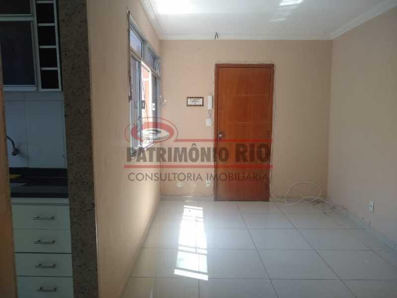 MF18 - 1Quarto todo reformado próximo do Guanabara - PAAP10483 - 8