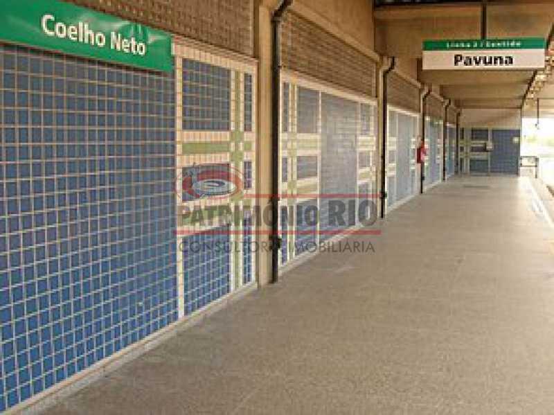295px-METRO_RIO_COELHO_NETO_01 - Apartamento 1quarto próximo ao Metro - PAAP10484 - 24