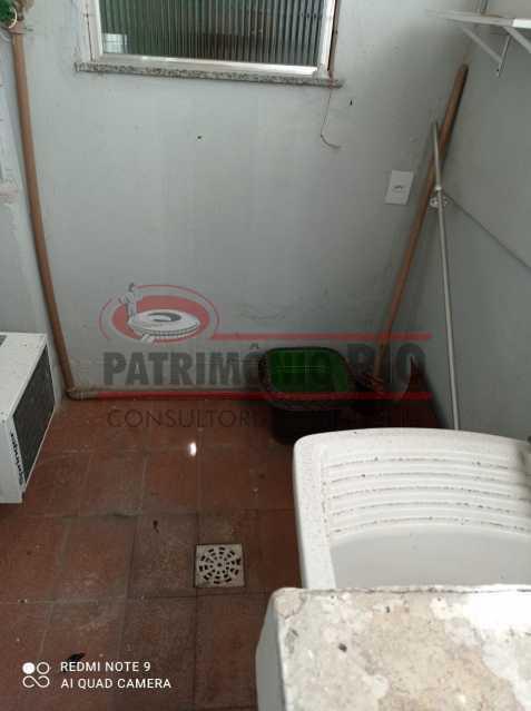 1 - Inacreditável Apartamento 2quartos vazio Shopping Aceitando Financiamento - PAAP24206 - 21
