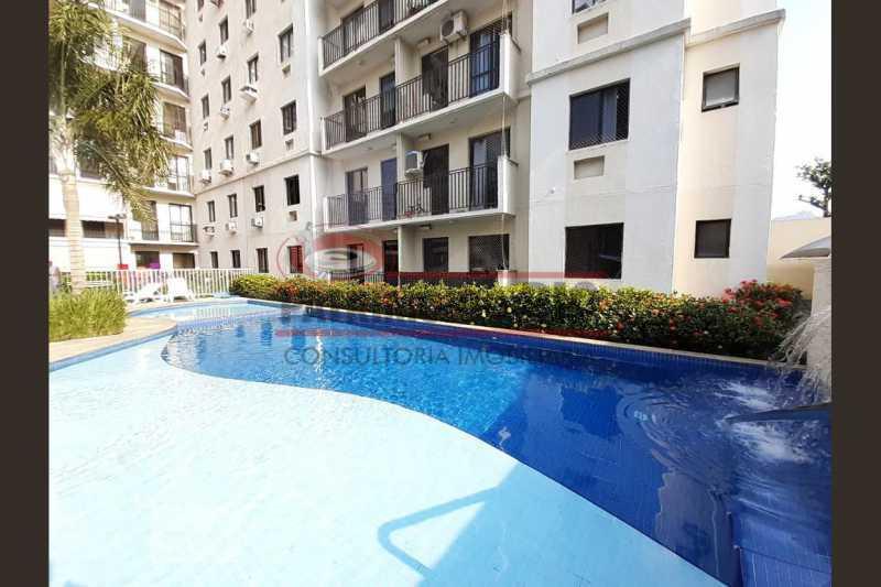 IMG-20210128-WA0093 - Maria da Graça - Apartamento 2quartos - (1suite) - 1vaga- piscina - PAAP24214 - 10