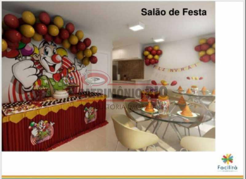 IMG-20210128-WA0105 - Maria da Graça - Apartamento 2quartos - (1suite) - 1vaga- piscina - PAAP24214 - 23