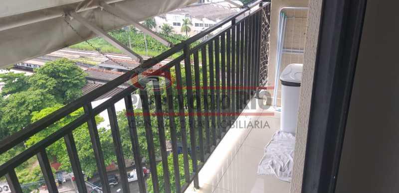 IMG-20210128-WA0109 - Maria da Graça - Apartamento 2quartos - (1suite) - 1vaga- piscina - PAAP24214 - 1