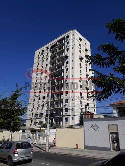 IMG-20210128-WA0112 - Maria da Graça - Apartamento 2quartos - (1suite) - 1vaga- piscina - PAAP24214 - 18