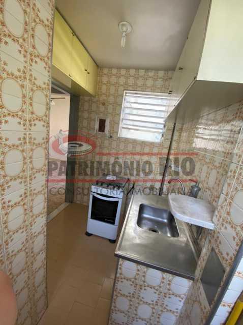 José Sombra3 - Oportunidade, sala, quarto em Irajá - PAAP10486 - 3