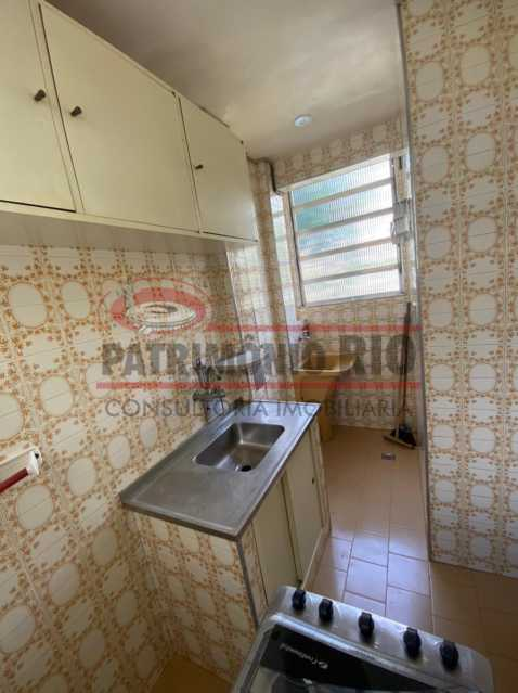 José Sombra4 - Oportunidade, sala, quarto em Irajá - PAAP10486 - 6