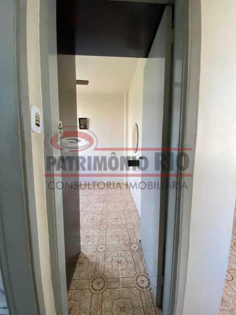 José Sombra6 - Oportunidade, sala, quarto em Irajá - PAAP10486 - 19
