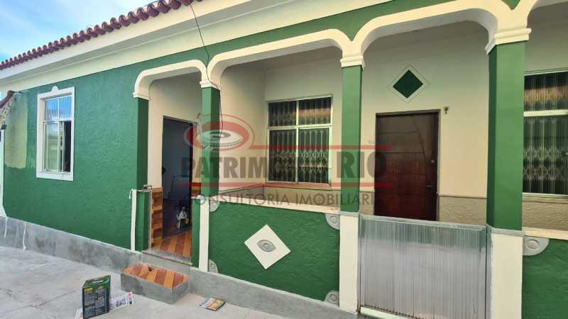 1 - Casa Vila 1quarto Parada de Lucas - PACV10056 - 1