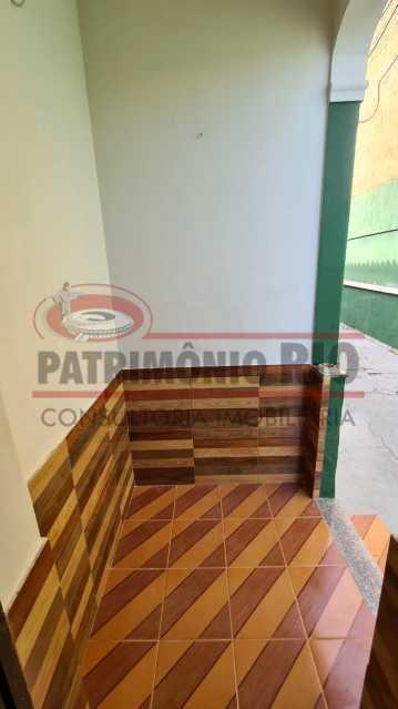 4 - Casa Vila 1quarto Parada de Lucas - PACV10056 - 5