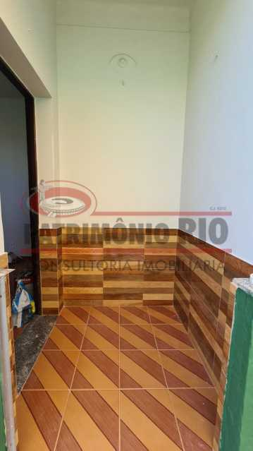5 - Casa Vila 1quarto Parada de Lucas - PACV10056 - 6
