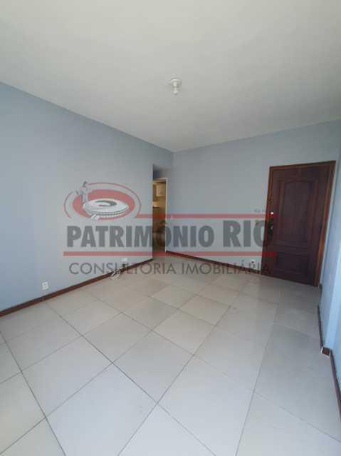 1. - Bom Apartamento no Cachambi, 2quartos com dependência revertida pra 3 quartos e vaga junto ao Norte Shopping - PAAP24223 - 1