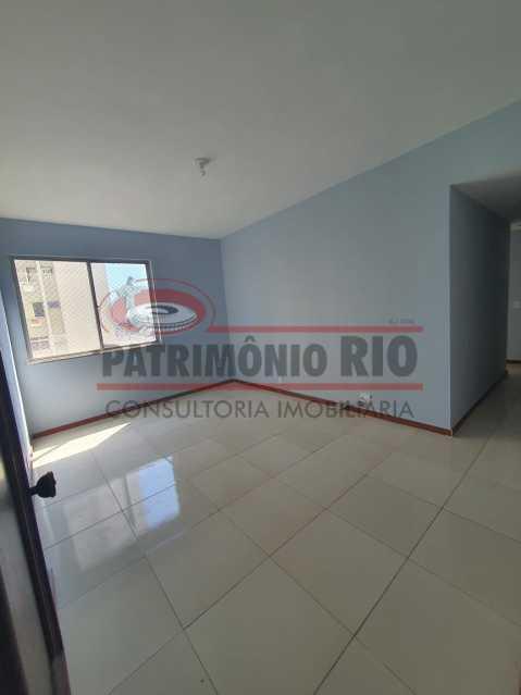 2. - Bom Apartamento no Cachambi, 2quartos com dependência revertida pra 3 quartos e vaga junto ao Norte Shopping - PAAP24223 - 3