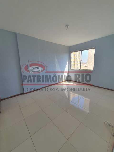 4. - Bom Apartamento no Cachambi, 2quartos com dependência revertida pra 3 quartos e vaga junto ao Norte Shopping - PAAP24223 - 5