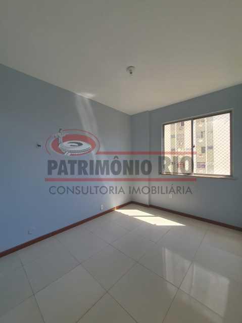 9. - Bom Apartamento no Cachambi, 2quartos com dependência revertida pra 3 quartos e vaga junto ao Norte Shopping - PAAP24223 - 10