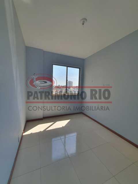 10. - Bom Apartamento no Cachambi, 2quartos com dependência revertida pra 3 quartos e vaga junto ao Norte Shopping - PAAP24223 - 11
