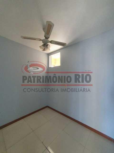 11. - Bom Apartamento no Cachambi, 2quartos com dependência revertida pra 3 quartos e vaga junto ao Norte Shopping - PAAP24223 - 12