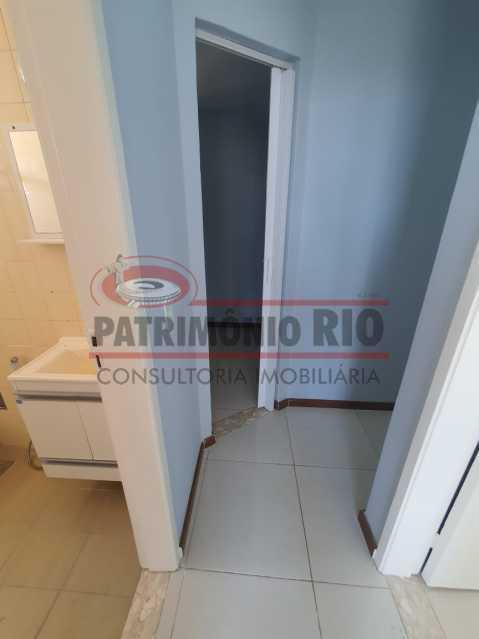 12. - Bom Apartamento no Cachambi, 2quartos com dependência revertida pra 3 quartos e vaga junto ao Norte Shopping - PAAP24223 - 13
