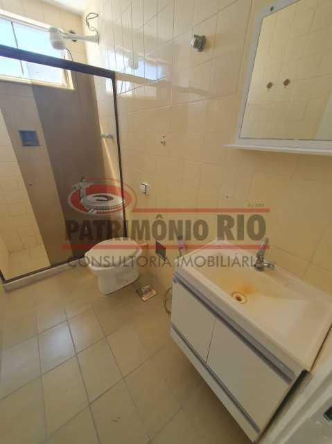 13. - Bom Apartamento no Cachambi, 2quartos com dependência revertida pra 3 quartos e vaga junto ao Norte Shopping - PAAP24223 - 14
