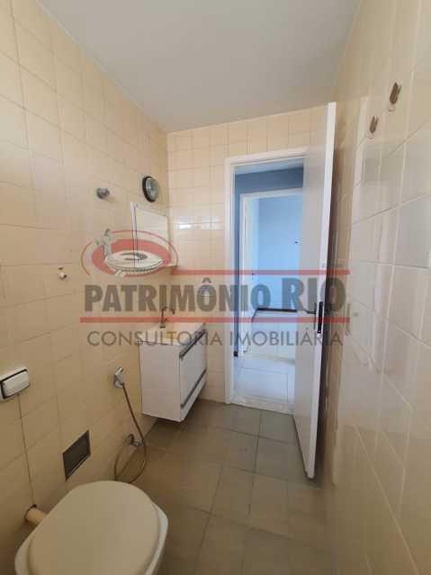 14. - Bom Apartamento no Cachambi, 2quartos com dependência revertida pra 3 quartos e vaga junto ao Norte Shopping - PAAP24223 - 15