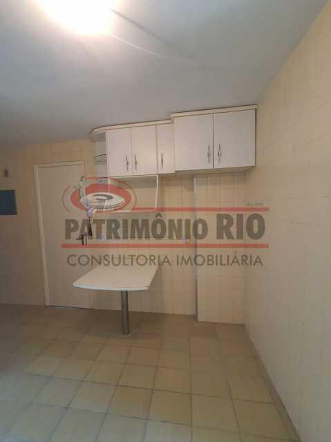 15. - Bom Apartamento no Cachambi, 2quartos com dependência revertida pra 3 quartos e vaga junto ao Norte Shopping - PAAP24223 - 16
