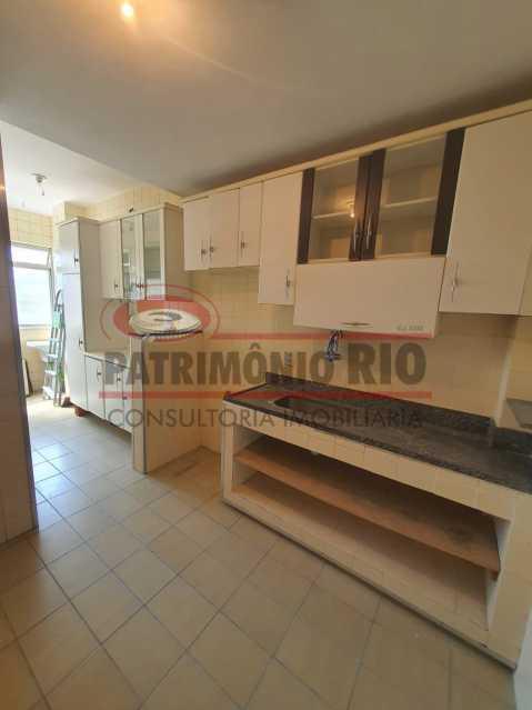 16. - Bom Apartamento no Cachambi, 2quartos com dependência revertida pra 3 quartos e vaga junto ao Norte Shopping - PAAP24223 - 17