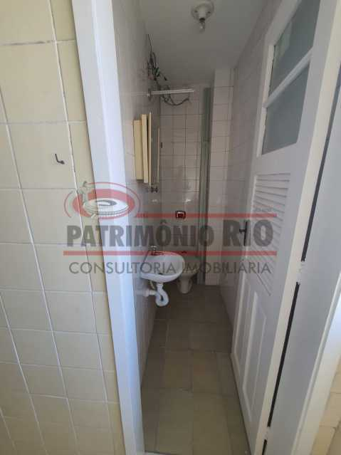18. - Bom Apartamento no Cachambi, 2quartos com dependência revertida pra 3 quartos e vaga junto ao Norte Shopping - PAAP24223 - 19