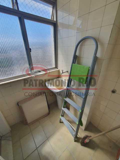19. - Bom Apartamento no Cachambi, 2quartos com dependência revertida pra 3 quartos e vaga junto ao Norte Shopping - PAAP24223 - 20