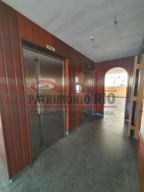20. - Bom Apartamento no Cachambi, 2quartos com dependência revertida pra 3 quartos e vaga junto ao Norte Shopping - PAAP24223 - 21
