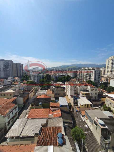 21. - Bom Apartamento no Cachambi, 2quartos com dependência revertida pra 3 quartos e vaga junto ao Norte Shopping - PAAP24223 - 22