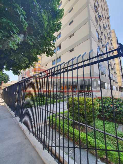 23. - Bom Apartamento no Cachambi, 2quartos com dependência revertida pra 3 quartos e vaga junto ao Norte Shopping - PAAP24223 - 24