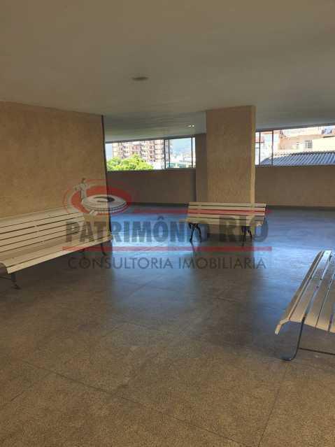 25. - Bom Apartamento no Cachambi, 2quartos com dependência revertida pra 3 quartos e vaga junto ao Norte Shopping - PAAP24223 - 26