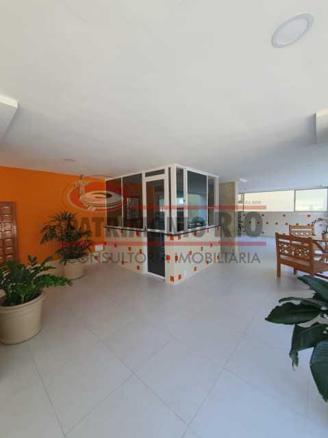 26. - Bom Apartamento no Cachambi, 2quartos com dependência revertida pra 3 quartos e vaga junto ao Norte Shopping - PAAP24223 - 27