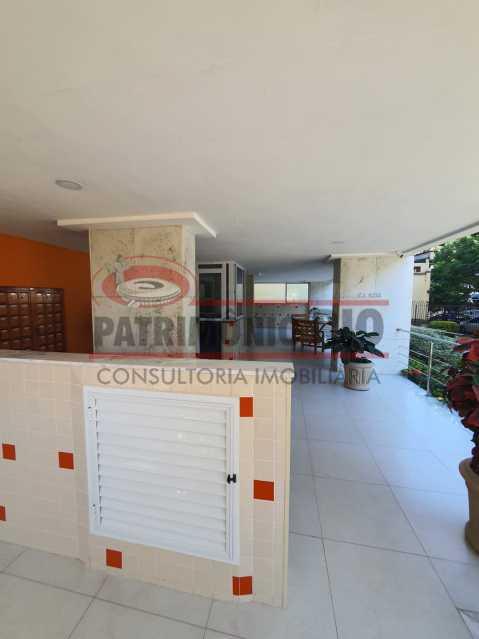 27. - Bom Apartamento no Cachambi, 2quartos com dependência revertida pra 3 quartos e vaga junto ao Norte Shopping - PAAP24223 - 28