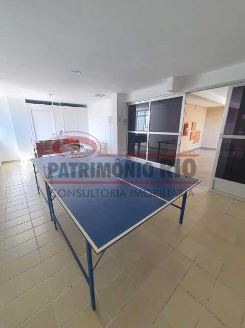 28. - Bom Apartamento no Cachambi, 2quartos com dependência revertida pra 3 quartos e vaga junto ao Norte Shopping - PAAP24223 - 29