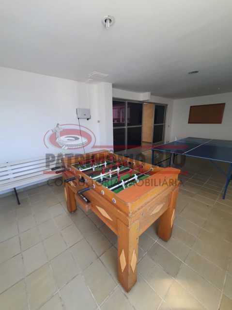 29. - Bom Apartamento no Cachambi, 2quartos com dependência revertida pra 3 quartos e vaga junto ao Norte Shopping - PAAP24223 - 30