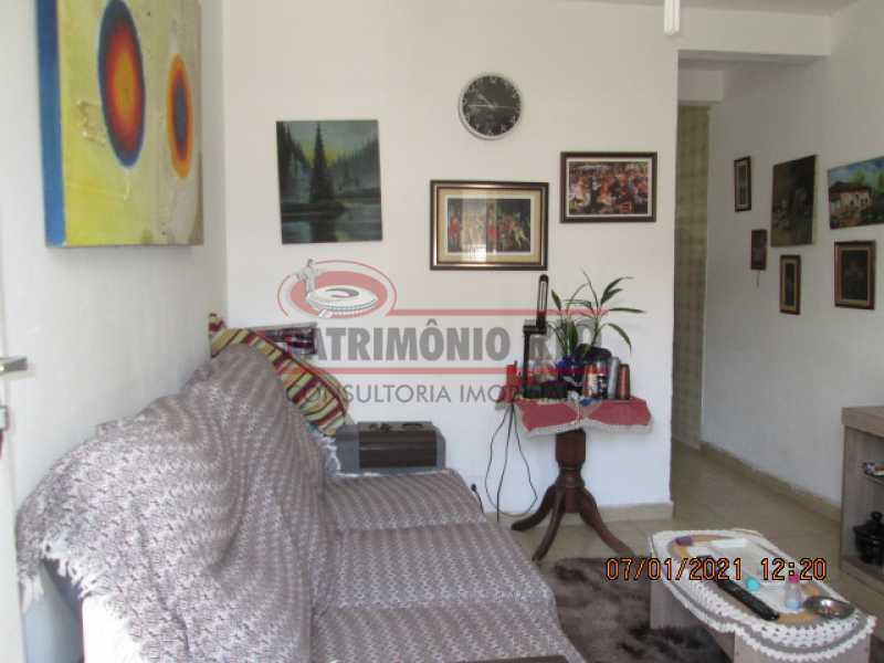 IMG_2031 - Excelente Apartamento Térreo, 2quartos - Rocha Miranda - PAAP24228 - 6