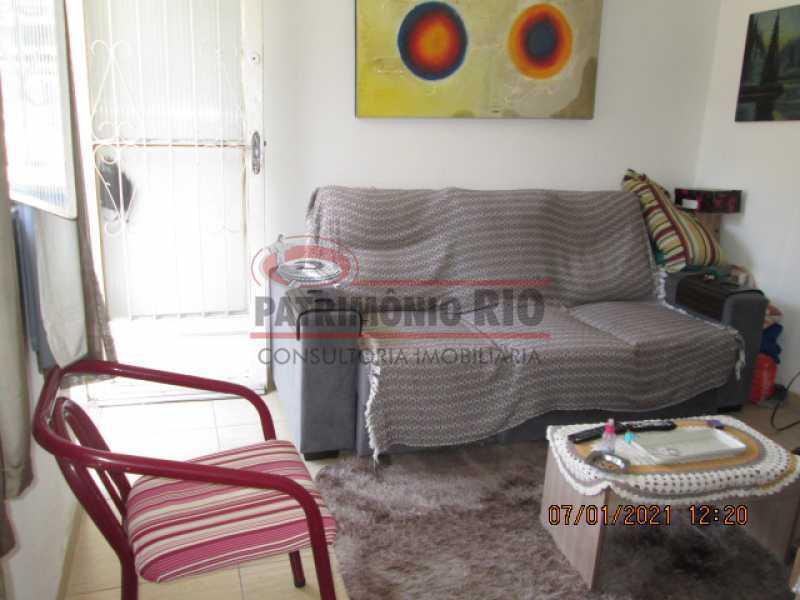 IMG_2032 - Excelente Apartamento Térreo, 2quartos - Rocha Miranda - PAAP24228 - 7