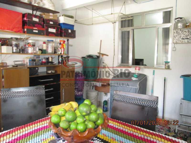 IMG_2047 - Excelente Apartamento Térreo, 2quartos - Rocha Miranda - PAAP24228 - 22
