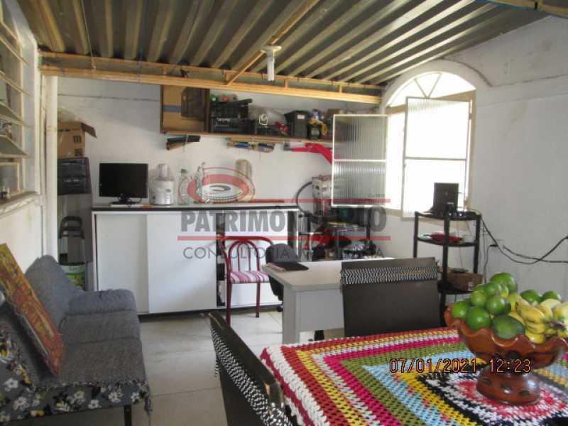 IMG_2049 - Excelente Apartamento Térreo, 2quartos - Rocha Miranda - PAAP24228 - 24