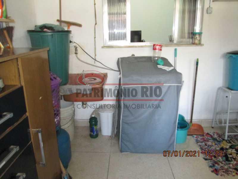 IMG_2051 - Excelente Apartamento Térreo, 2quartos - Rocha Miranda - PAAP24228 - 26