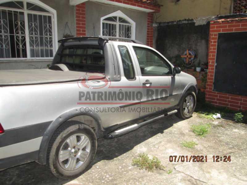 IMG_2055 - Excelente Apartamento Térreo, 2quartos - Rocha Miranda - PAAP24228 - 5