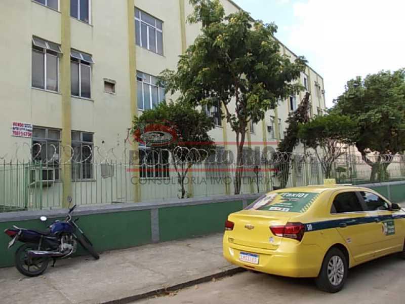 DSCN0023 - Cordovil - Apartamento 1quarto - desocupado - PAAP10487 - 24
