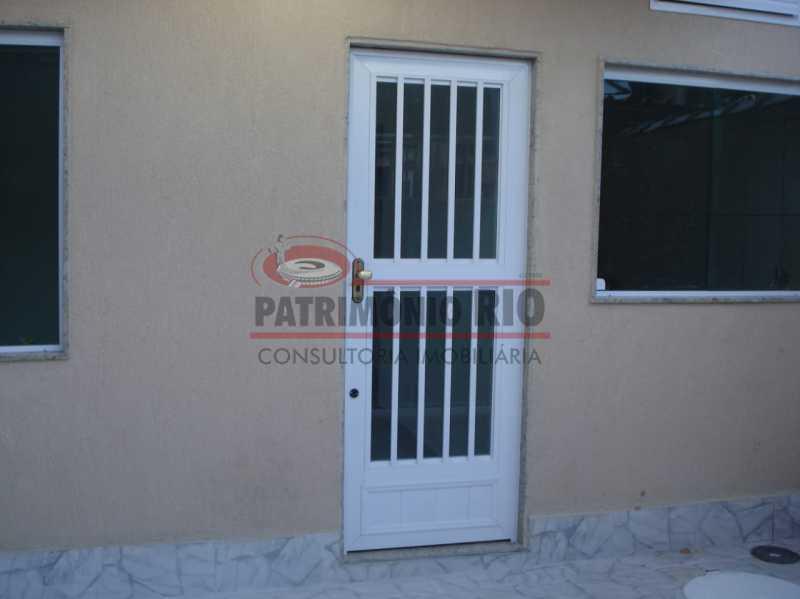 4. - Boa casa duplex em Irajá com varanda, 2qtos e vaga, junto a praça da Light. - PACA20592 - 5