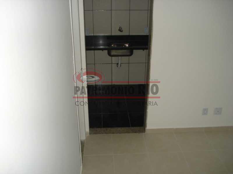 8. - Boa casa duplex em Irajá com varanda, 2qtos e vaga, junto a praça da Light. - PACA20592 - 12