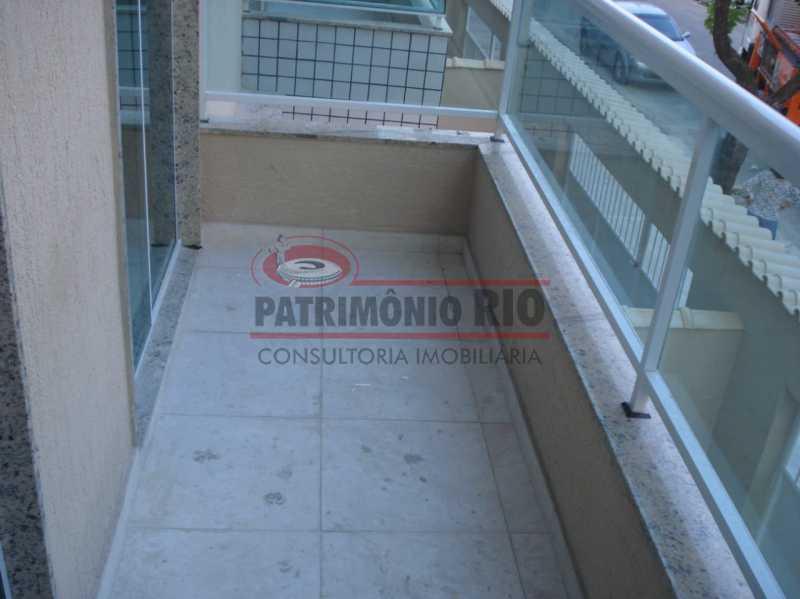 10. - Boa casa duplex em Irajá com varanda, 2qtos e vaga, junto a praça da Light. - PACA20592 - 14
