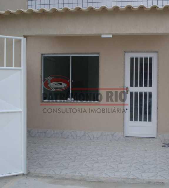 15. - Boa casa duplex em Irajá com varanda, 2qtos e vaga, junto a praça da Light. - PACA20592 - 19
